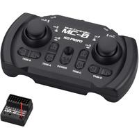 CARSON Modellsport KO MC-8 MX-F TR Hand-Fernsteuerung 2,4GHz Anzahl Kanäle: 8