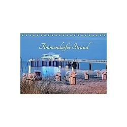 Timmendorfer Strand (Tischkalender 2021 DIN A5 quer)