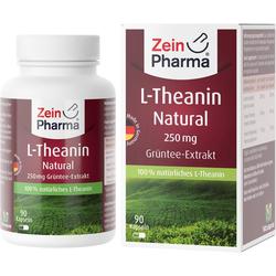 L-THEANIN Natural 250 mg Kapseln ZeinPharma 90 St.