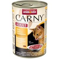 Animonda Carny Adult Rind, Huhn & Entenherzen 400 g