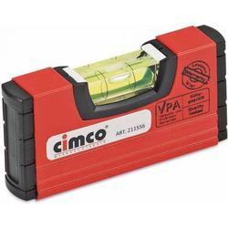 Cimco Mini-Wasserwaage 21 1556