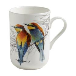 Maxwell & Williams Becher Birds of the World Bienenfresser 350 ml