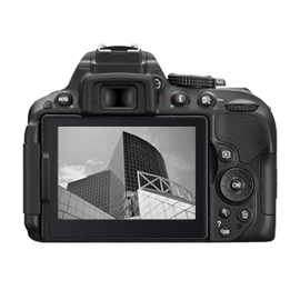 Nikon D5300 Body schwarz