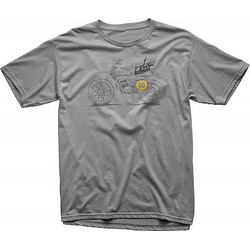 Thor Husky S18 T-Shirt Herren - Grau - M