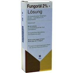 FUNGORAL 2% Lösung 60 ml