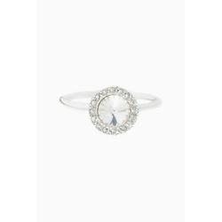 Next Fingerring Glitzernder Ring mitSwarovski®-Kristallen S