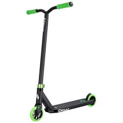 Chilli Pro Scooter Skateboard Chilli Base - Einsteiger Stunt Scooter grün
