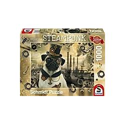 Steampunk Hund (Puzzle)