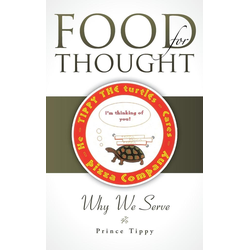 Food for Thought als Buch von Prince Tippy