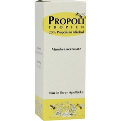 PROPOLI Tropfen in Alkohol 20 ml