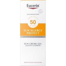 Eucerin Sonnen Allergie Creme-Gel LSF 50+ 150 ml