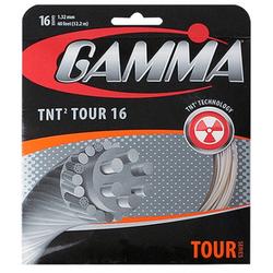 1,32mm - Tennissaite - Gamma TNT 2 Tour - 12,20m