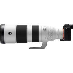 Sony SEL-200600G E-Mount Super-Telezoom Objektiv, (E 200-600mm F5.6-6.3, APS-C)