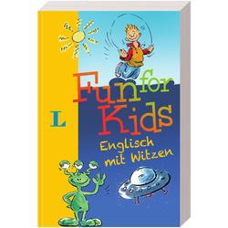 JAKO-O Fun for Kids - Englisch mit Witzen, bunt - bunt
