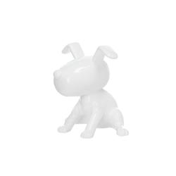 Gallazzo Skulptur in Beagle-Form
