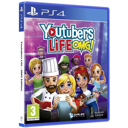 Youtubers Life OMG - PS4 [EU Version]