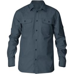 Fjällräven - Singi Trekking Shirt LS M Dusk - Hemden - Größe: XL