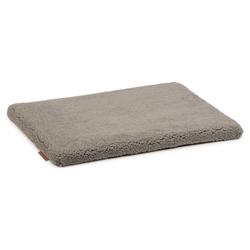 Beeztees Memory Foam Liegekissen Ito grau, Maße: 78 x 55 x 4 cm