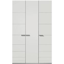 Loddenkemper Drehtürenschrank Malibu 3 türig 152 cm x 222,9 cm x 59,5 cm