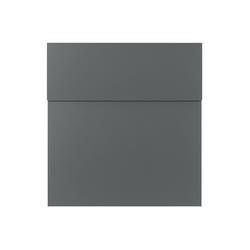 MOCAVI Briefkasten MOCAVI Box 570 Design-Briefkasten basalt-grau (RAL 7012)