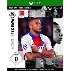 XBO Fifa 21 Champions Edition Xbox One USK: 0