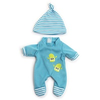 MINILAND BABY Puppenkleidung, blau