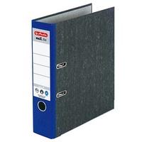 Herlitz maX.file nature Ordner, blau, Karton, 8,0 cm