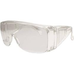 Style Clear 2672 Besucherbrille Transparent DIN EN 166-1