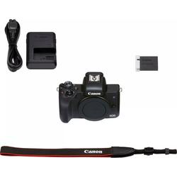 Canon EOS M50 Mark II Systemkamera-Body (24,1 MP, WLAN (WiFi), NFC, Bluetooth)