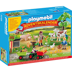 PLAYMOBIL® 70189 Adventskalender