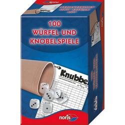 Noris Spiel, 100 Würfel- und Knobelspiele