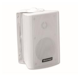 ELA Lautsprecher Box Wandlautsprecher 2 Wege Bar Disco Beschallung OMNITRONIC WP-3W