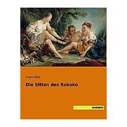 Die Sitten des Rokoko - Buch