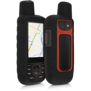 kwmobile Hülle kompatibel mit Garmin GPSMAP 66i - Schutzhülle für GPS Handgerät in Schwarz