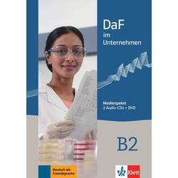 DaF im Unternehmen B2