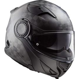 LS2 FF313 Vortex Solid Matt-Carbon
