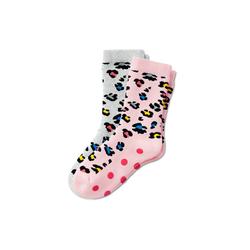 2 Paar Antirutsch-Socken