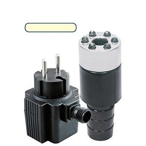 """Seliger Quellsteinbeleuchtung Quellstar 600 LED, warmweiß, 77 x Ø 30 mm, 3/4"""" Anschluss"""