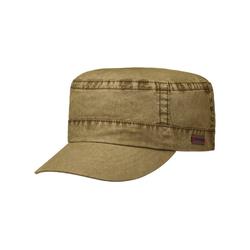 Stetson Army Cap (1-St) Armycap mit Schirm M (56-57 cm)