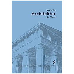 Macht der Architektur - Architektur der Macht - Buch
