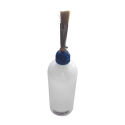 Dichtstoff Klebstoff Primerflasche PE Flasche mit Pinsel 500ml