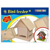 Playbox Kreativset Vogelhaus Futterhaus