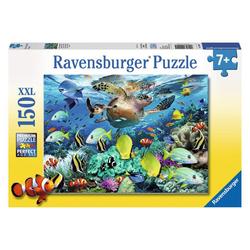 Ravensburger Puzzle Unterwasserparadies, 150 Puzzleteile