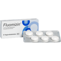 Fluomizin 10 mg Vaginaltabletten 6 St