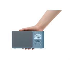 Sony XDR-S41D blau