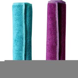Mikrofaser-Waschlappen, pink - pink