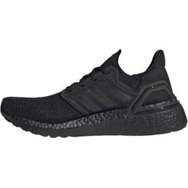 adidas Ultraboost 20 W core black/core black/solar red 44