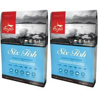 Orijen Six Fish 2 x 11,4 kg