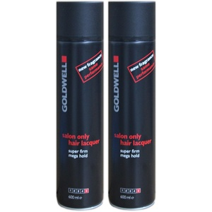 Goldwell Hair Lacquer Twin Pack (2x600ml) by Goldwell