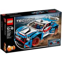 Lego Technic Rallyeauto 42077